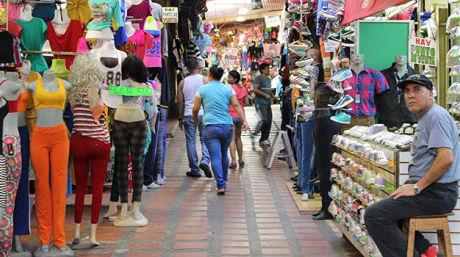 Tiroteo en Mercado Socialista de La Hoyada dejó cinco heridos y cinco detenidos