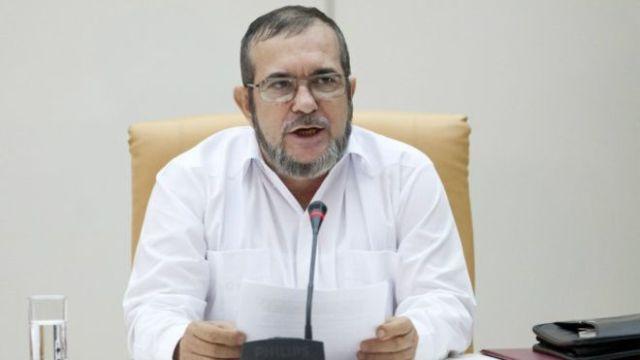 timochenko FARC