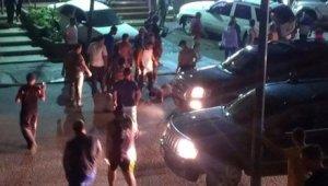 Casi los linchan en Colinas de Bello Monte por intentar robar un vehículo (Foto+video)