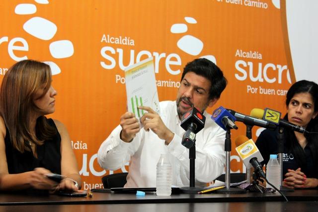 Foto: Prensa Alcaldia de Sucre
