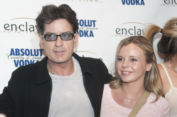 CHICAGO, IL - APRIL 03: Charlie Sheen and Bree Olson attend the Charlie Sheen: My Violent Torpedo Of Truth Tour Official After Party at Enclave on April 3, 2011 in Chicago, Illinois. (Photo by Daniel Boczarski/Getty Images)