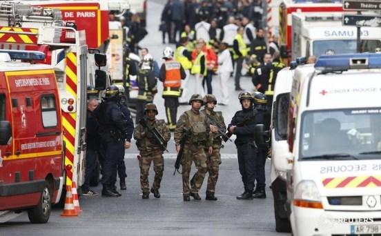 (foto REUTERS/Benoit Tessier)