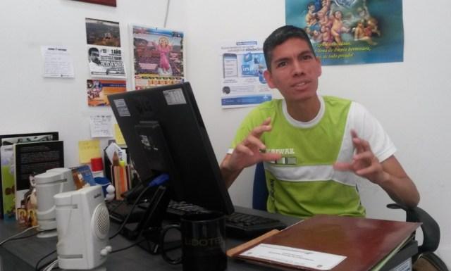 Carlos Zapata - Redes Sociales