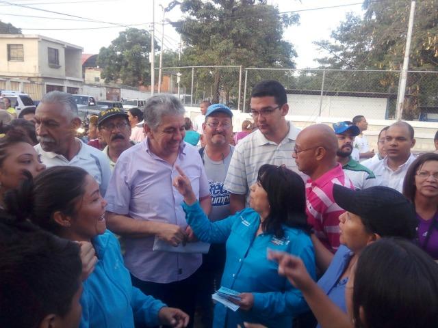 Foto: Prensa MUD Lara