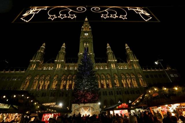 Viena, Austria REUTERS/Leonhard Foeger