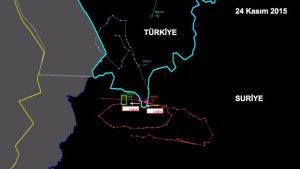 Turquía difunde grabación de advertencias por radio al avión ruso derribado