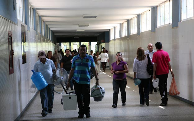 Foto: Hospital Universitario de Maracaibo (HUM)  / laverdad.com