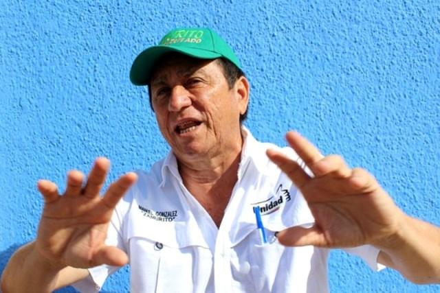 """Foto: prensa Dip. Manuel """"Zamurito"""" González"""