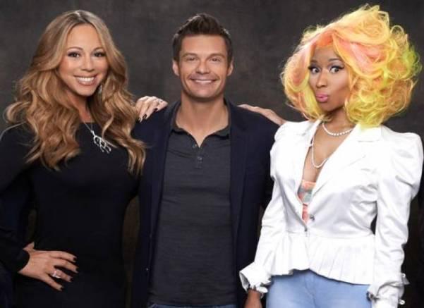 Mariah Carey y Nicki Minaj