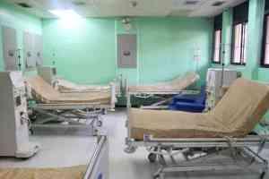 Cierra sala de diálisis en el Razzetti de Barcelona