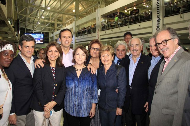 Seis ex presidentes latinoamericanos ya se encuentran en nuestro país para el 6D