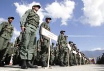 Habitantes de Paracotos instan a los militares a unirse al pueblo este #23Ene