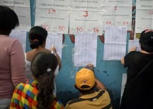 Alto número de votos nulos no es motivo para impugnar una elección