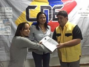 José Gregorio Correa fue proclamado diputado en Cojedes (Video)