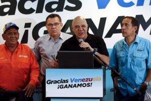 """Torrealba: Los 112 diputados de la Unidad son ya """"irreversibles"""""""