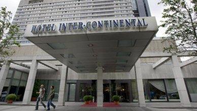 Foto: En una habitación del Hotel Inter-Continental apareció el cuerpo de la víctima / cooperativa.cl