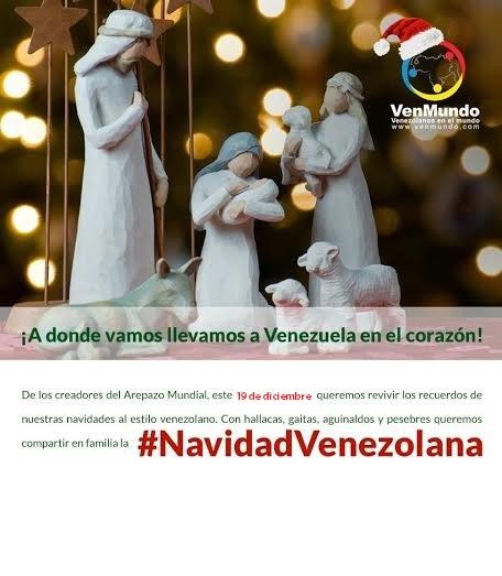 VenMundo NavidadVenezolana