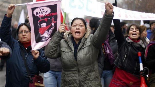 Profesores-Chile-convocan-marcha