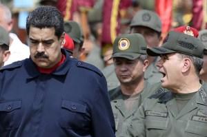 Maduro se cansó de caminatas sinsentido y mandó a Padrino a marchar solito (Video)