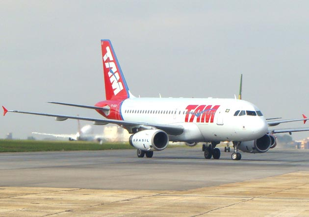 aerolínea TAM