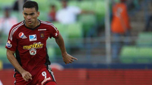 Después de pasar por Caracas, Llaneros y Carabobo, Dany Cure aterrizará en Once Caldas.