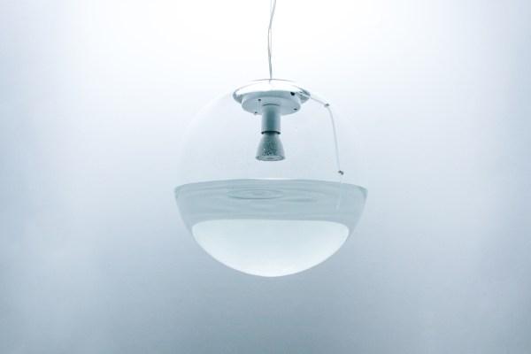 lampara lluvia
