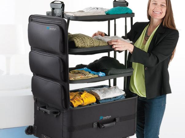 maleta estanteria