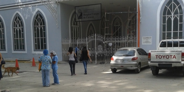 Foto: Hospital Vargas / notiespartano.com