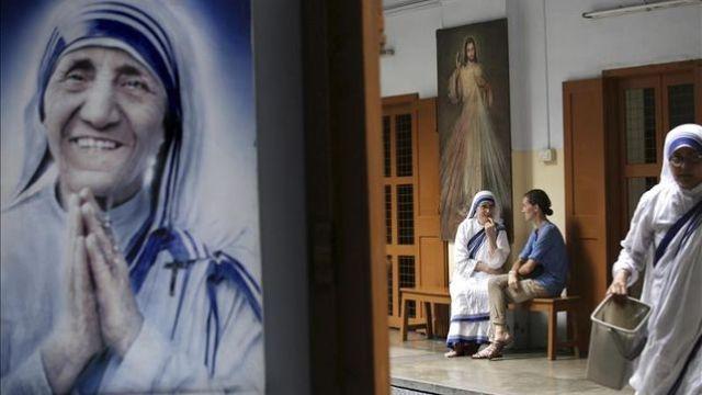 Papa-canonizacion-Teresa-Calcuta