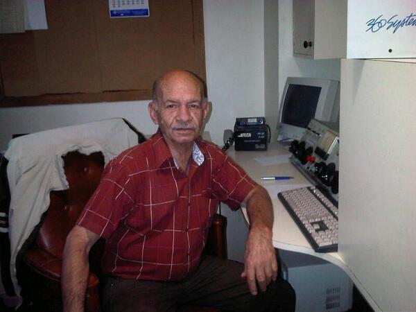 Antonio Pelon Marin