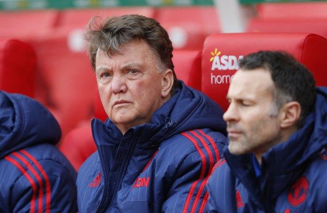 Louis Van Gaal (Foto Reuters)