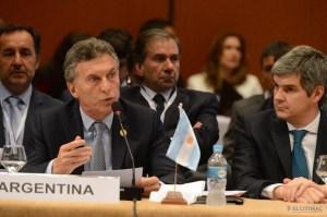 Deuda externa argentina bajó en octubre-diciembre
