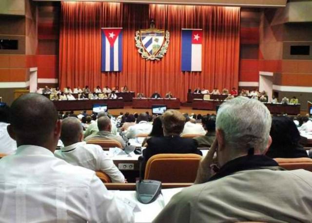 cuba parlamento