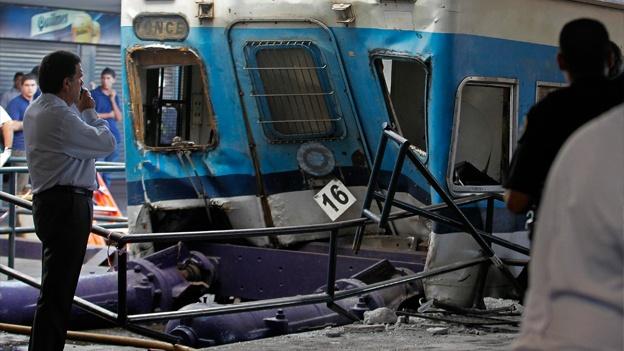tren argentina accidente