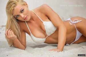 "Súper fitness y campeona mundial de bikini: Tu primera ""catirita bonita"" del 2016 (WOW)"