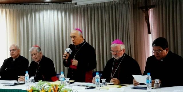 Conferencia Episcopal Venezolana cev