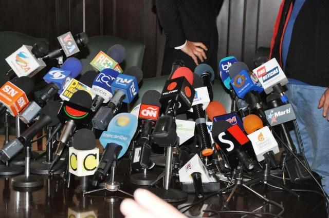 prensa periodistas an