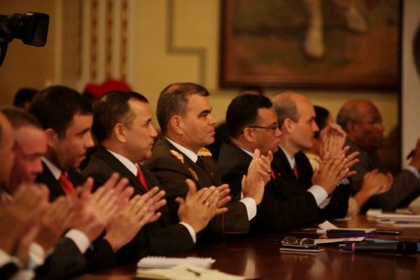 Foto: Gabinete de gobierno / AVN