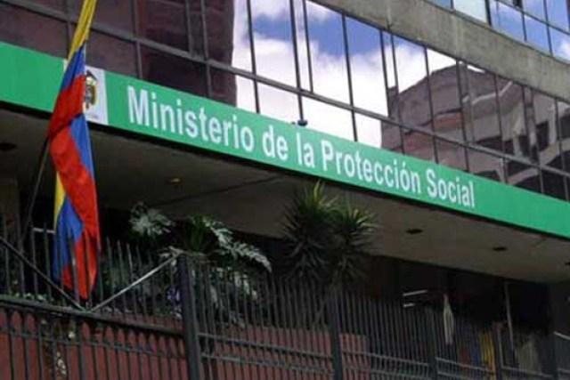 colombia ministerio de salud