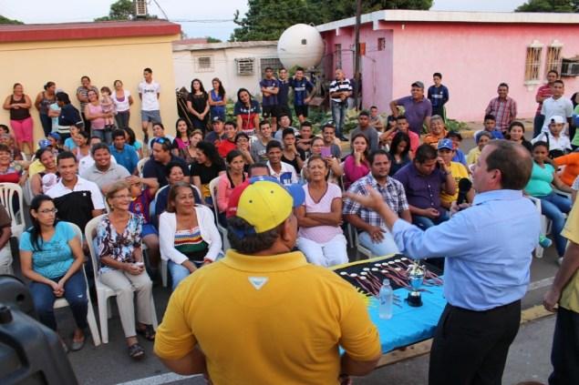 Juan Pablo Guanipa Asamblea 23 de enero