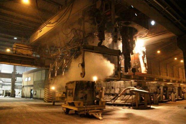 Más de 40 mil trabajadores dependen de la industria del aluminio en Guayana