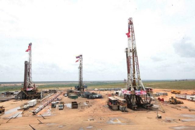Foto: La Faja Petrolífera del Orinoco  / AVN