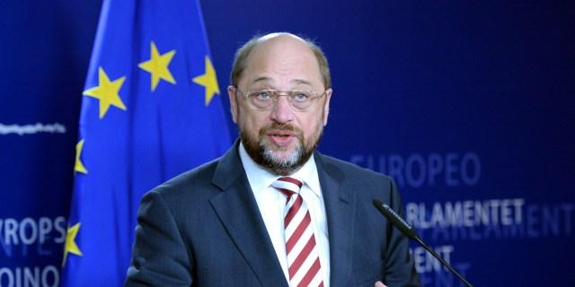 Martin Schulz (foto archivo)