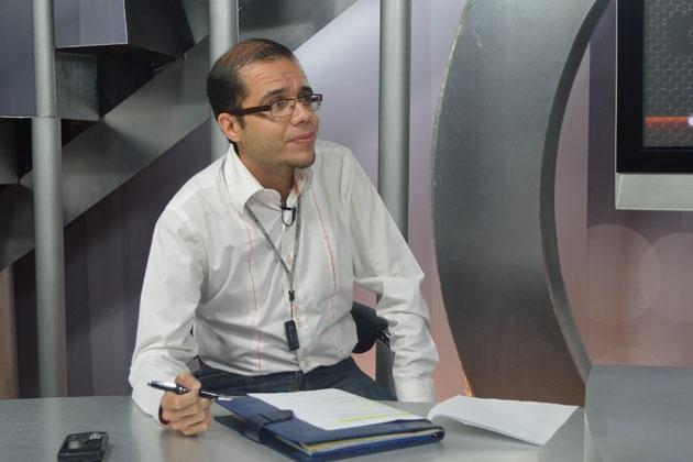 Carlos Ñáñez, profesor de Economía y Política Monetaria de la Universidad de Carabobo