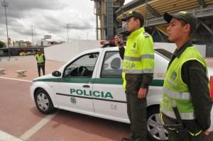 Detienen a dos venezolanos en Bogotá por narcotráfico