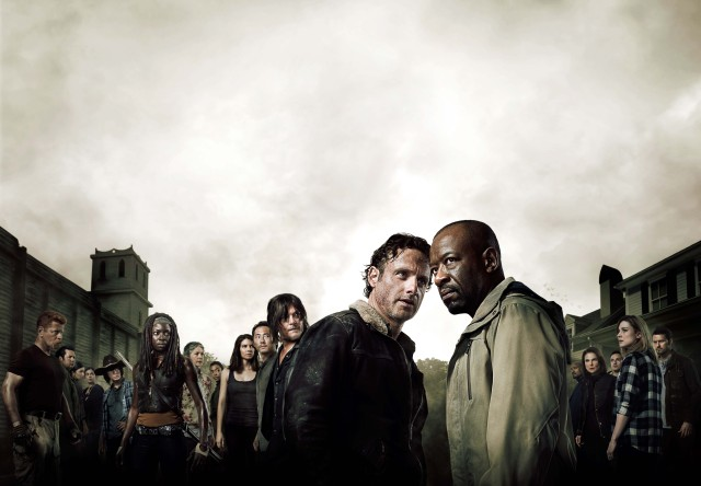 The Walking Dead 6 - FOX + (b)