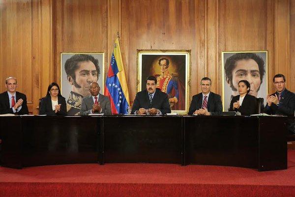 Maduro: Sueldo mínimo pasa a Bs 11 mil 578 y ticket de alimentación a Bs 13 mil 275