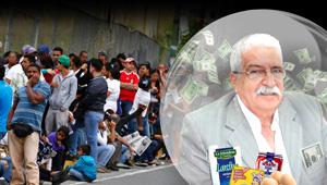¡Con razón!… ya sabemos por qué Ricardo Sanguino ni la siente ¿cuál crisis?
