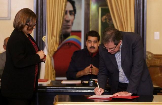 Maduro-farmaceutico