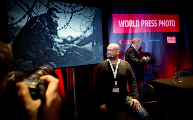 NETHERLANDS-MEDIA-PHOTOGRAPHY-WORLDPRESSPHOTO